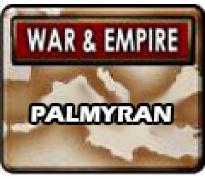 WE-A92 Palmyran Starter Army
