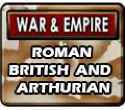 WE-A102 Romano British/Arthurian Starter Army