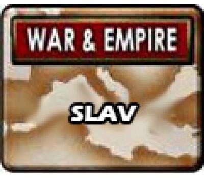 WE-A107 Slav Starter Army