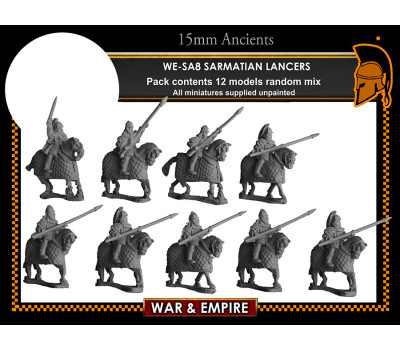 WE-SA08 Sarmatian Lancers