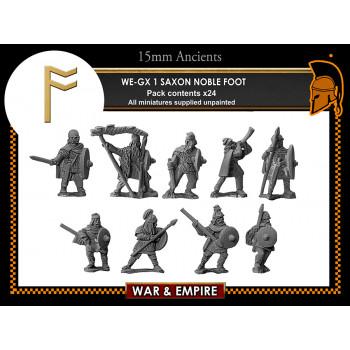 WE-GX01 Saxon Noble Infantry
