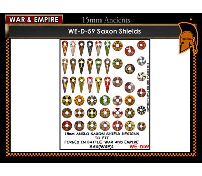 WE-D59 Anglo Saxon Shields