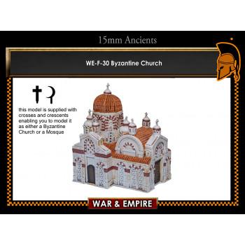 WE-F30 Byzantine Church