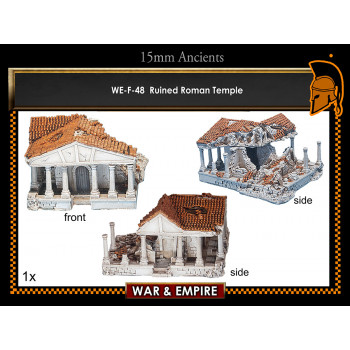 WE-F48 Ruined Temple