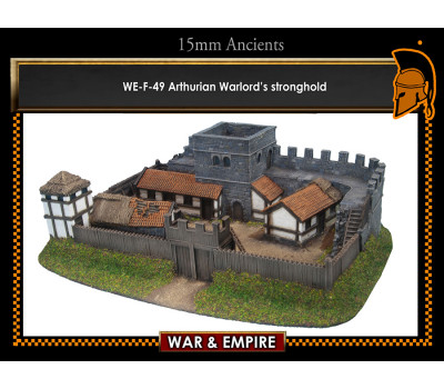 WE-F49 Athurian Warlord's Stronghold