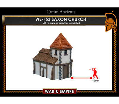 WE-F53 Saxon Church