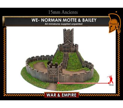 WE-F60 Norman Motte & Bailey