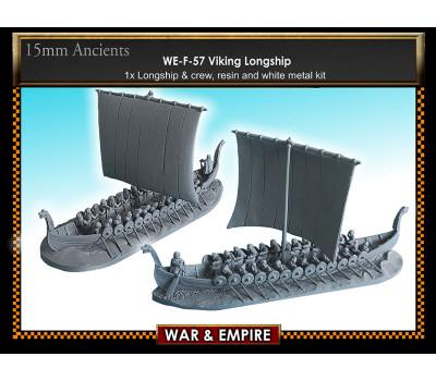 WE-F57 Viking Longship