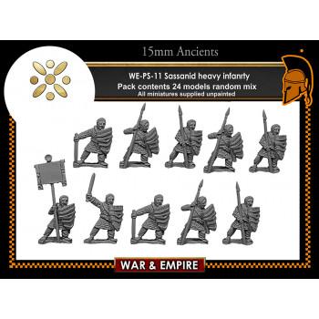 WE-PS11 Sassanid Heavy Infantry